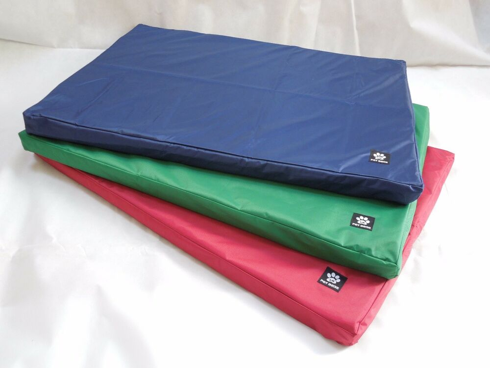 Extra thick material hair resistant waterproof dog bed mat for Dog proof material