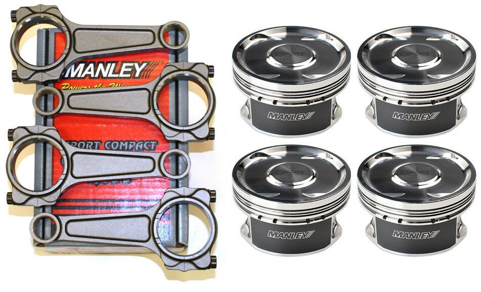 Manley subaru sti turbo tuff i beam connecting rods and 99 for Manley motors used cars