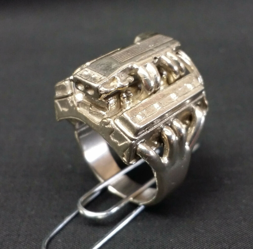 Chevrolet Mark Of Excellence Ring