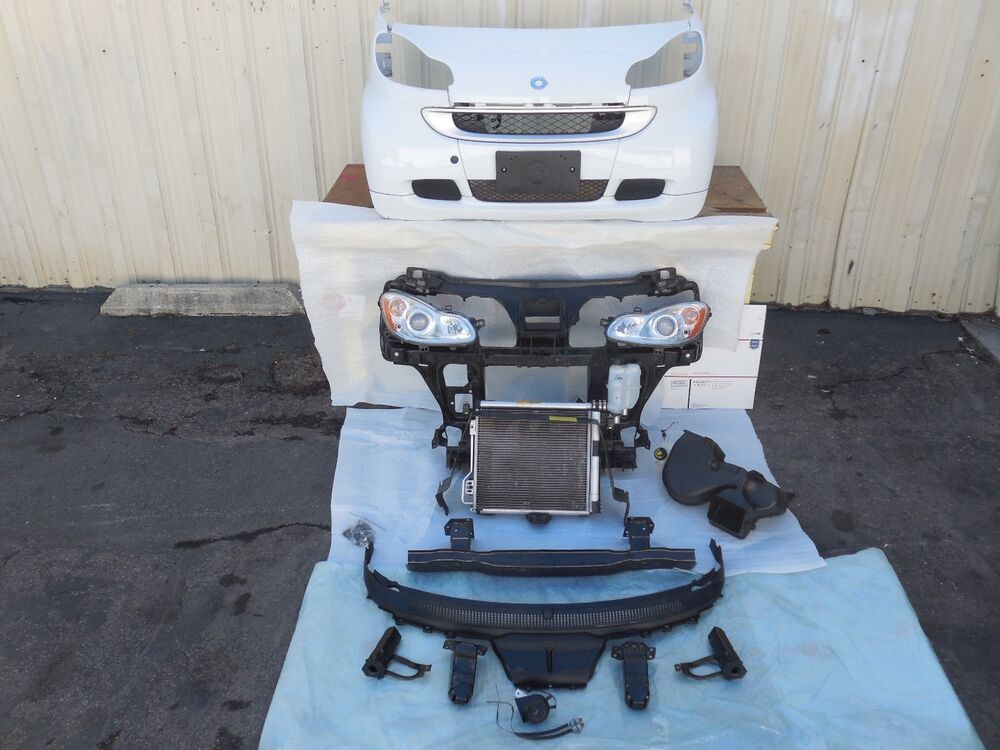 Front End Cover Smart Car