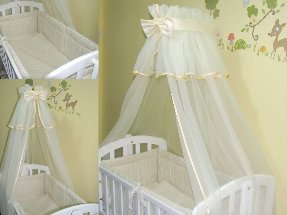 9 pcs baby bedding set to fit rocking crib swinging crib