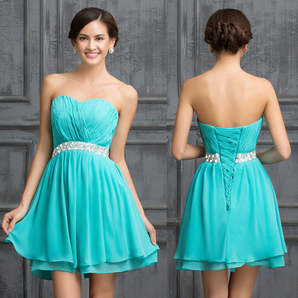 Year 7 Graduation Dresses Ebay 19