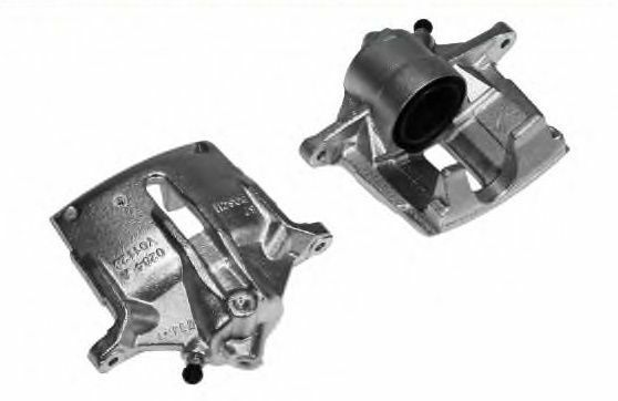 brake caliper front right ford mondeo iii 2000 jaguar x type 2009 ebay. Black Bedroom Furniture Sets. Home Design Ideas