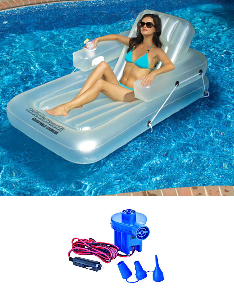 New swimline 90521 swimming pool inflatable kickback for New swimming pool
