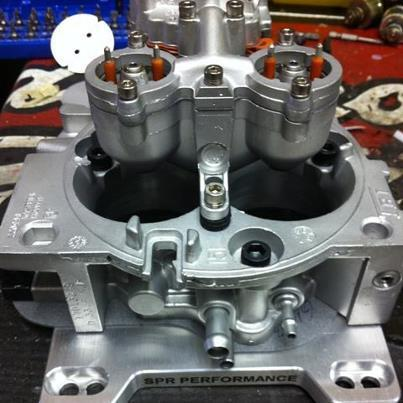 54mm Ported 7 4l 454 Tbi Package Deal With Tbi To Carb