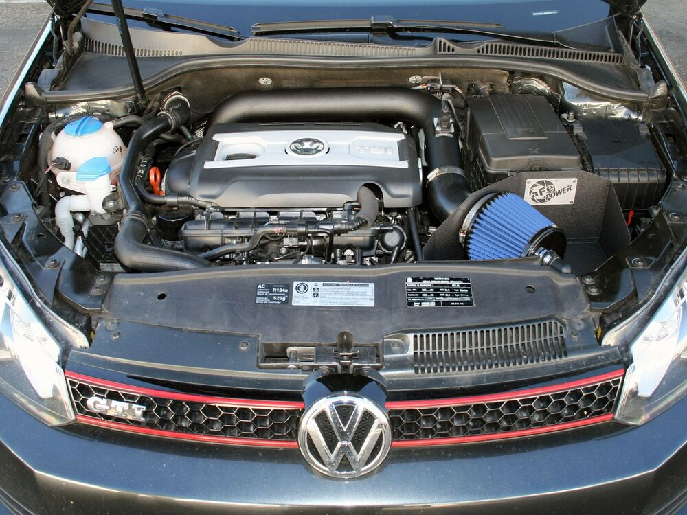 AFE 2009-2014 VW VOLKSWAGEN GTI 2.0T 2.0L TURBO COLD AIR ...