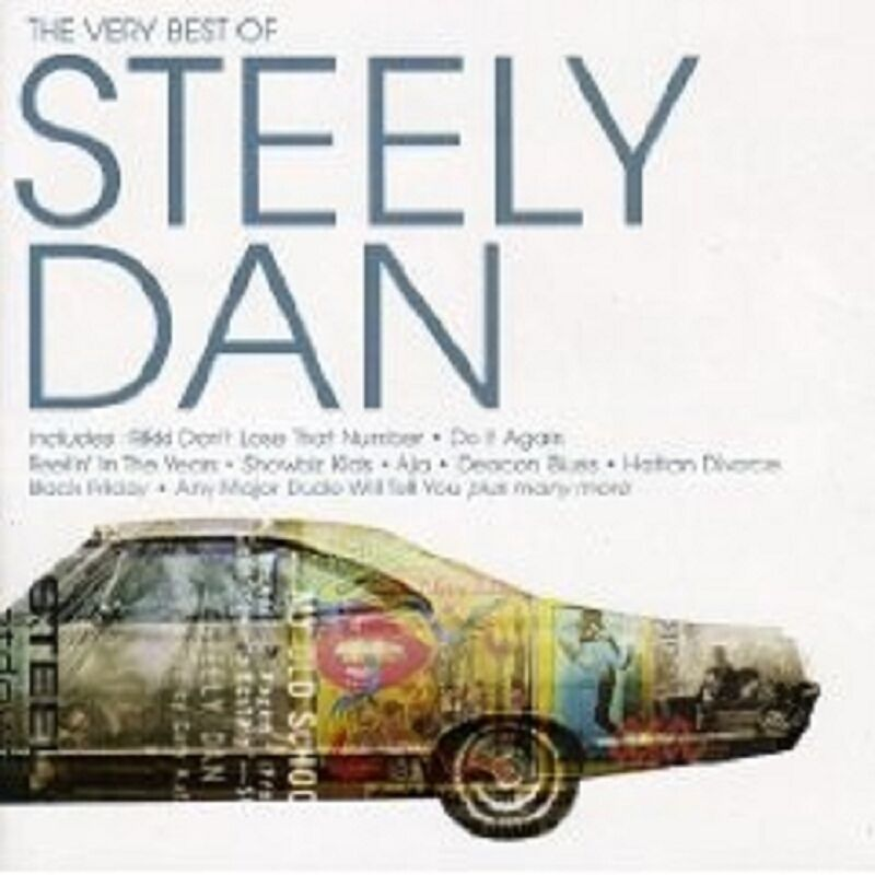 steely dan the very best of 2 cd new 600753204511 ebay. Black Bedroom Furniture Sets. Home Design Ideas