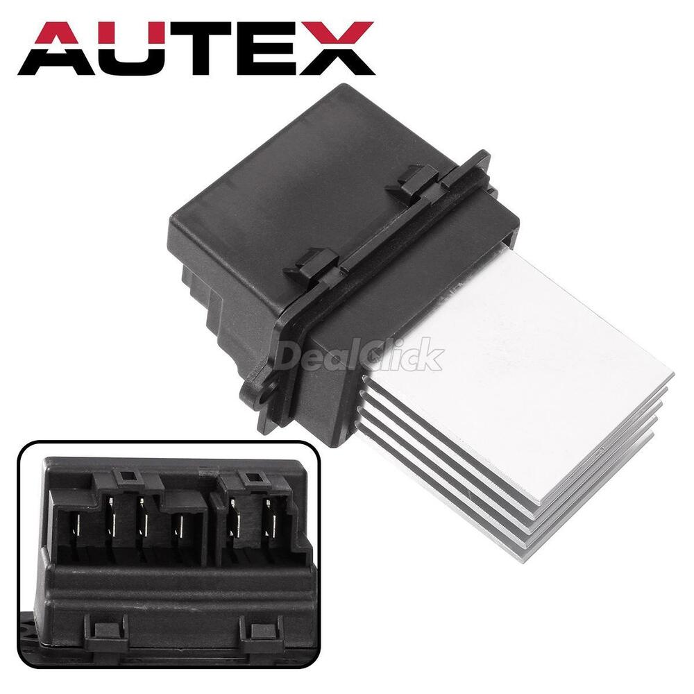Blower motor resistor w climate control for dodge nitro for Blower motor dodge caravan