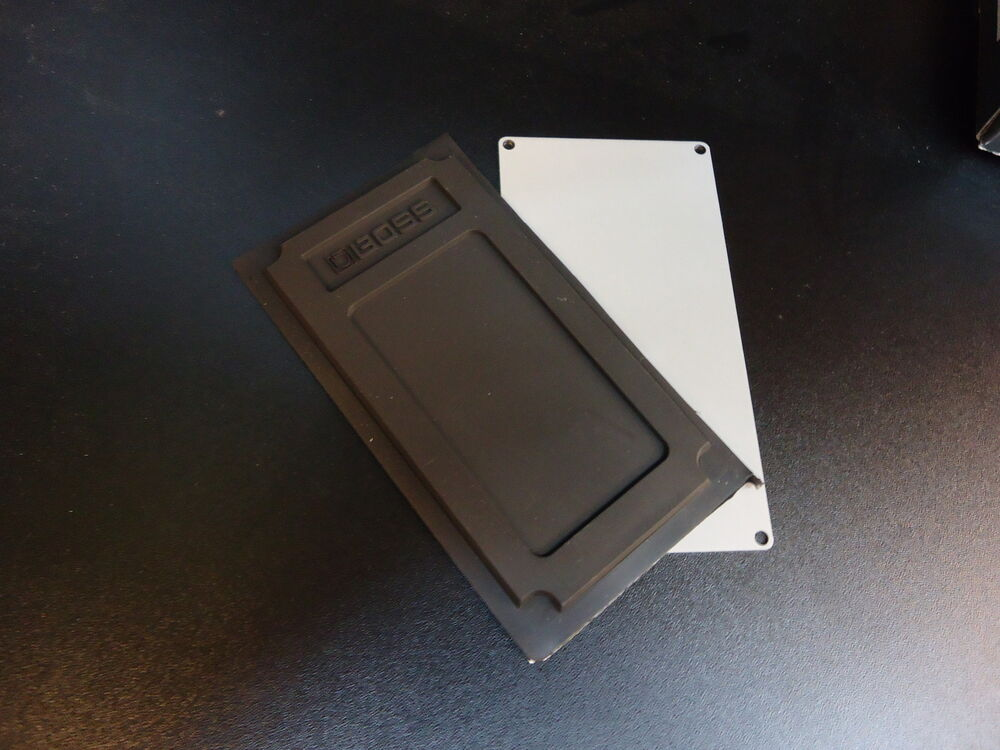 boss replacement battery bottom cover plate part for boss guitar effects pedal ebay. Black Bedroom Furniture Sets. Home Design Ideas