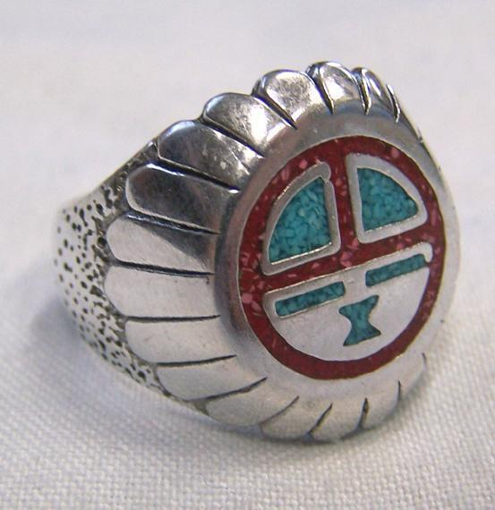Hopi Indian Rings
