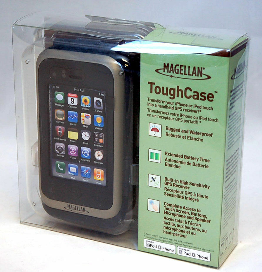 iphone 3gs cases new magellan waterproof toughcase iphone 3gs ipod touch 2g 10828