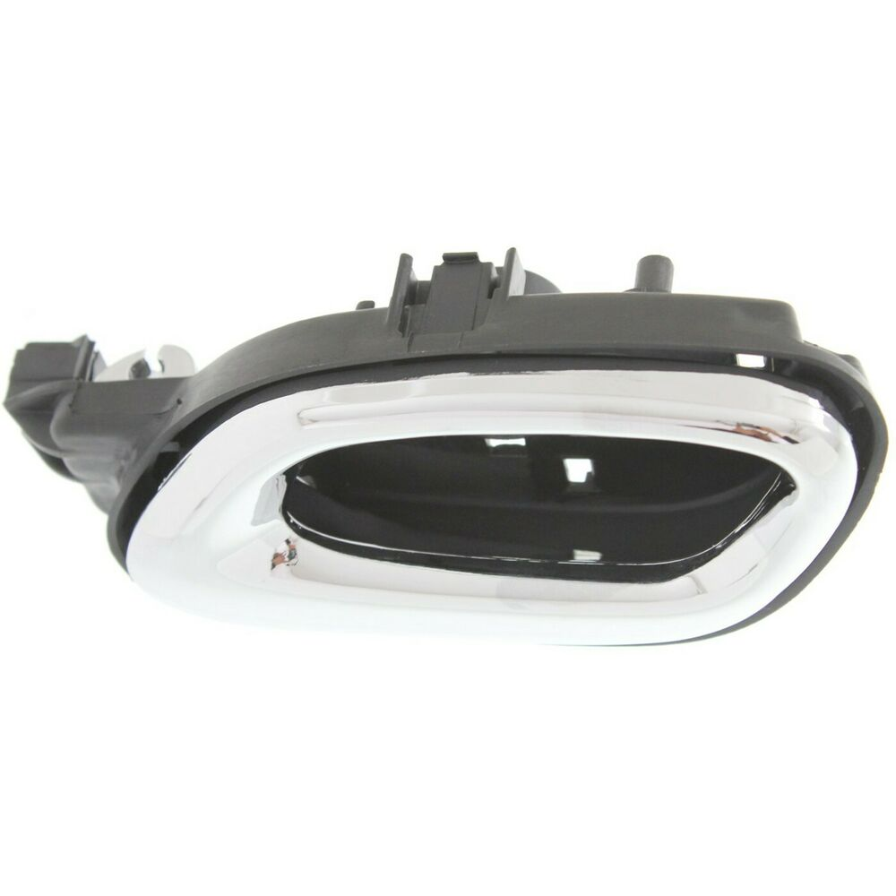 interior door handle for 2010 2014 chevrolet camaro front driver chrome plastic ebay. Black Bedroom Furniture Sets. Home Design Ideas