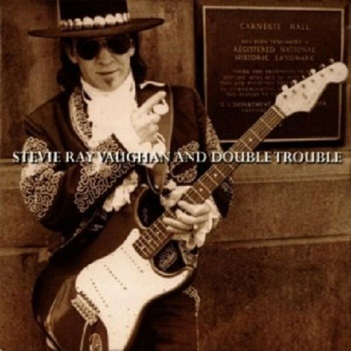 stevie ray vaughan double trouble live at carnegie hall cd 14 tracks new 5099748820624 ebay. Black Bedroom Furniture Sets. Home Design Ideas