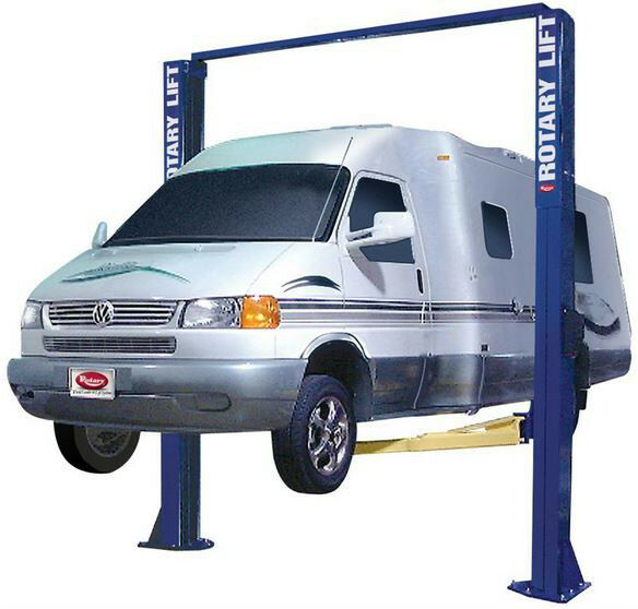 Automotive Car Lift : Rotary spo ta lb post auto lift hoist stage