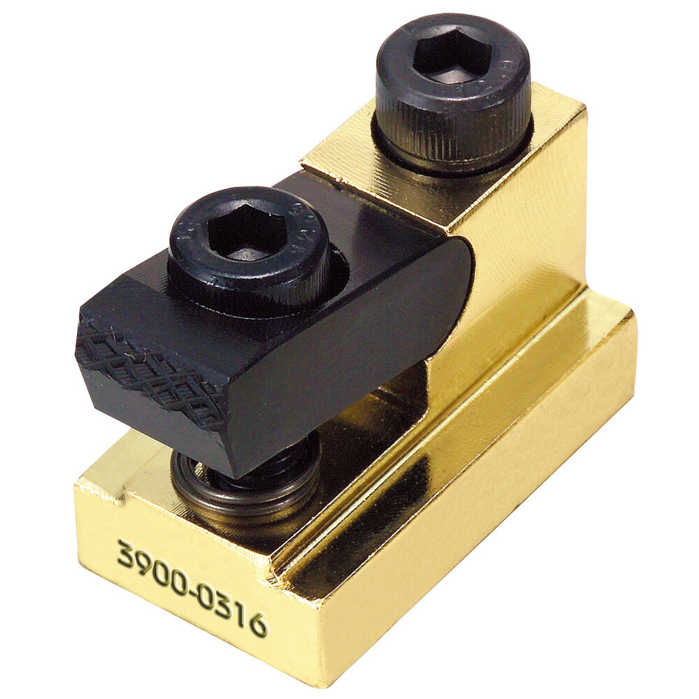 Pro series piece inch t slot clamping nut kit