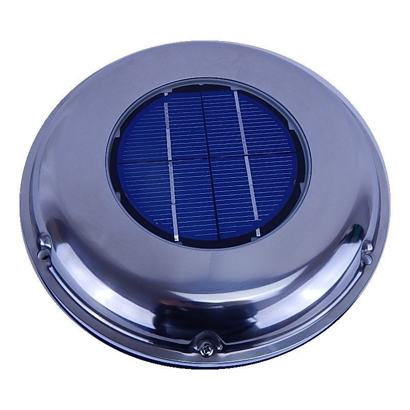 Rv Exhaust Fan : Solar powered caravan boat exhaust fan vent sunvent roof