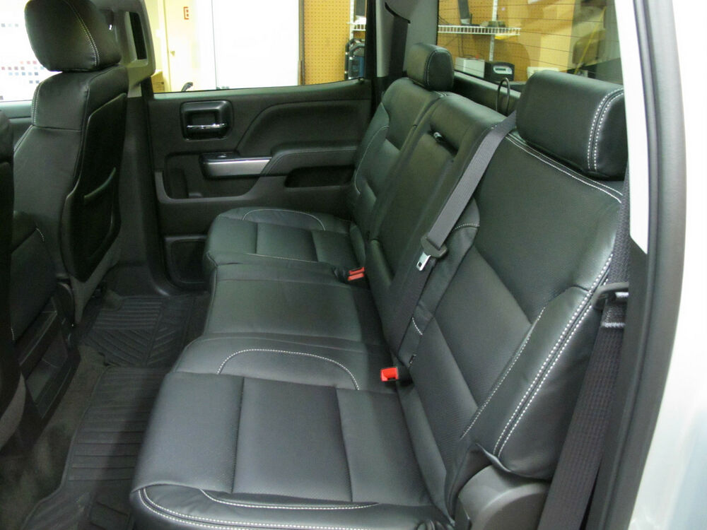 Truck Seat Covers Chevy Silverado