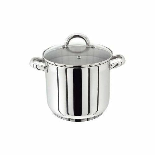 Judge Pot Holders: JUDGE PP81 STAINLESS STEEL INDUCTION DEEP STOCK POT 22CM