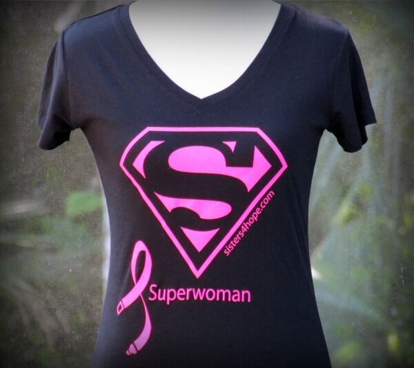 Women Superman Shirts