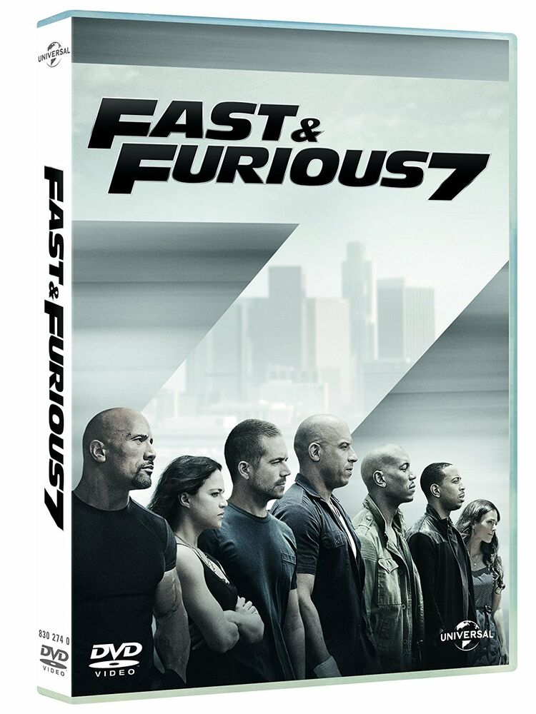 FAST AND FURIOUS 7 (DV...
