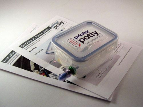 Waste Ink Kit Fits Epson Xp 760 Xp 860 Includes Reset