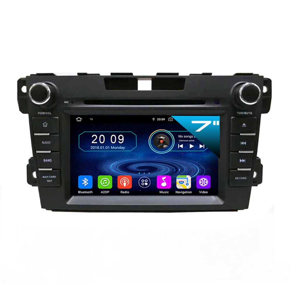 mazda cx 7 android 8 touchscreen autoradio 3d navi gps dvd. Black Bedroom Furniture Sets. Home Design Ideas