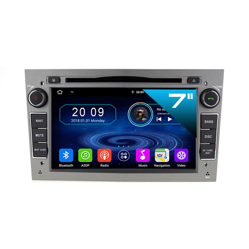 opel astra corsa zafira android 8 autoradio touchscreen. Black Bedroom Furniture Sets. Home Design Ideas