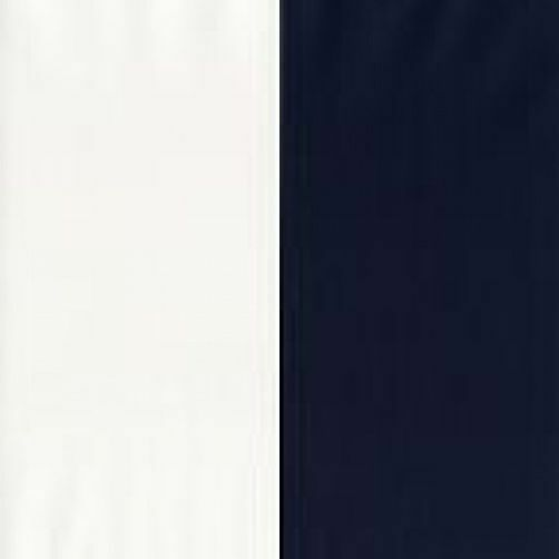 Sy33943 Navy Blue And White Extra Wide Stripe Solid Vinyl