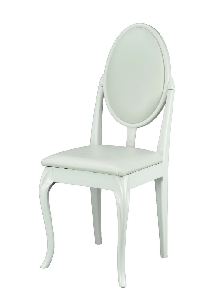 White french style dressing table bedroom chair with for French white dressing table