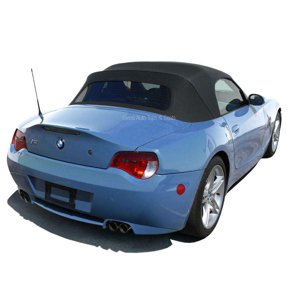Bmw Z4 Convertible: Fits 2003-2008 BMW Z4, Convertible Top W/Glass Window