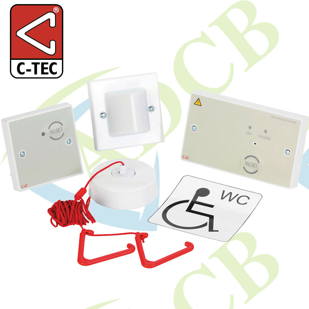 H7b Disabled Persons Emergency Toilet Alarm Bathroom