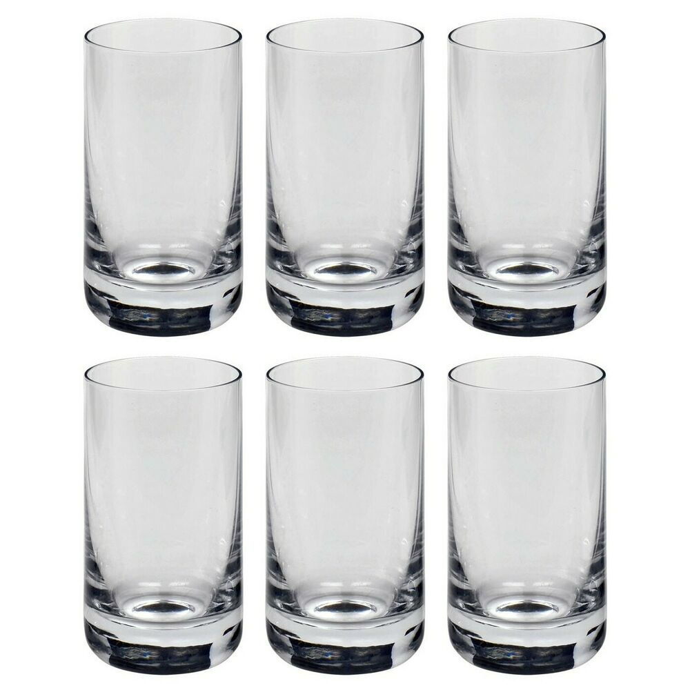schott zwiesel 175514 convention wasserglas 255ml h 11 6cm klar 6 st ck ebay. Black Bedroom Furniture Sets. Home Design Ideas