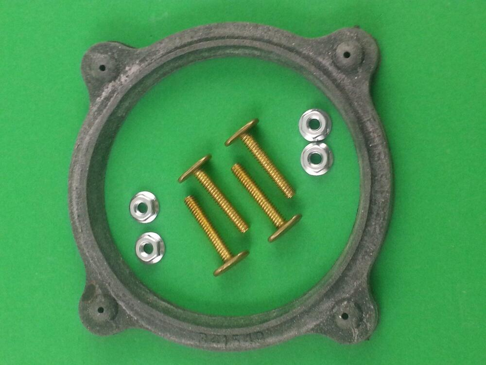 Sealand 310063 Toilet Floor Flange 385310063 Seal Kit With