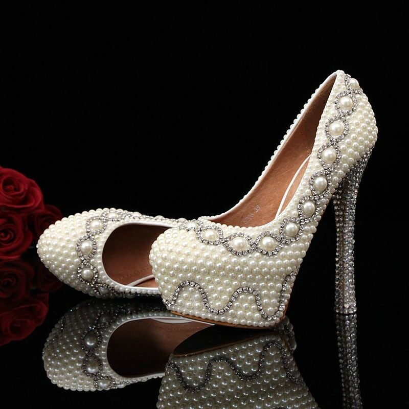 Ivory Wedding Shoes With Rhinestones. lossroad.tk shows fashion collections of current Ivory Wedding Shoes With Rhinestones. You could also find more popular women items and recommendation forBoots, as there always a huge selection for allSandalsand matches items. Sincerely hope all our customers enjoy shopping our new arrivalHeelswith good quality and latest fashion styles.