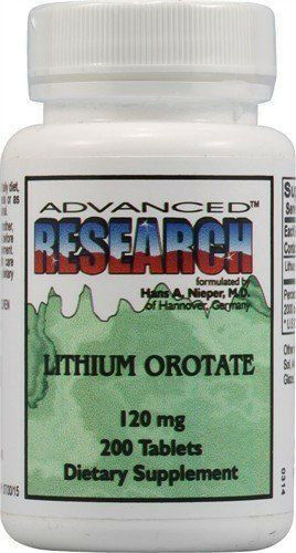 Advanced research magnesium orotate