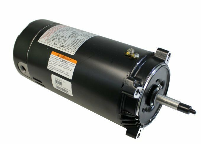 A o smith ust1152 1 5hp swimming pool spa replacement for Ao smith pump motor