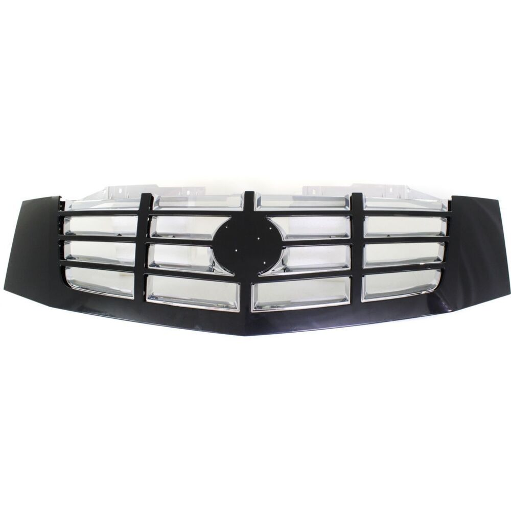 Used Cadillac Escalade Parts For Sale: NEW FRONT GRILLE FOR CADILLAC ESCALADE ESV EXT 2007-2014 GM1200619