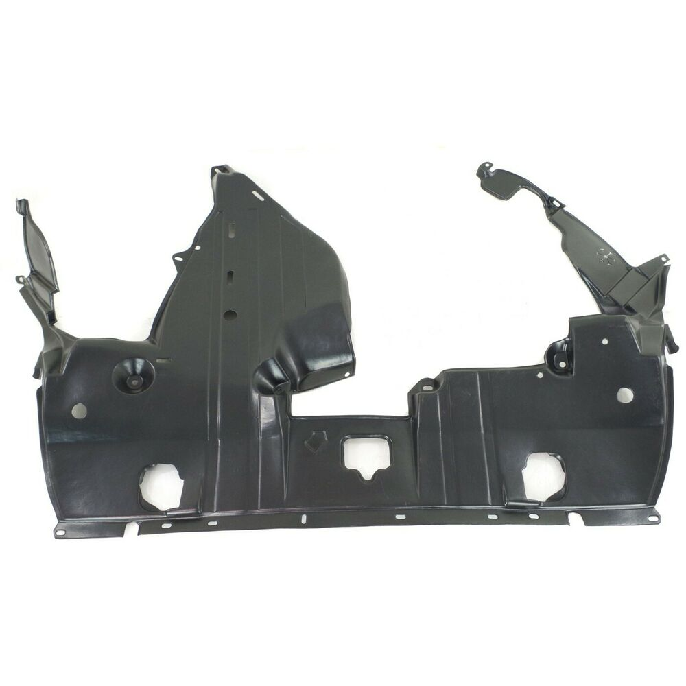 Front Engine Splash Shield For 2005-2010 Acura RL
