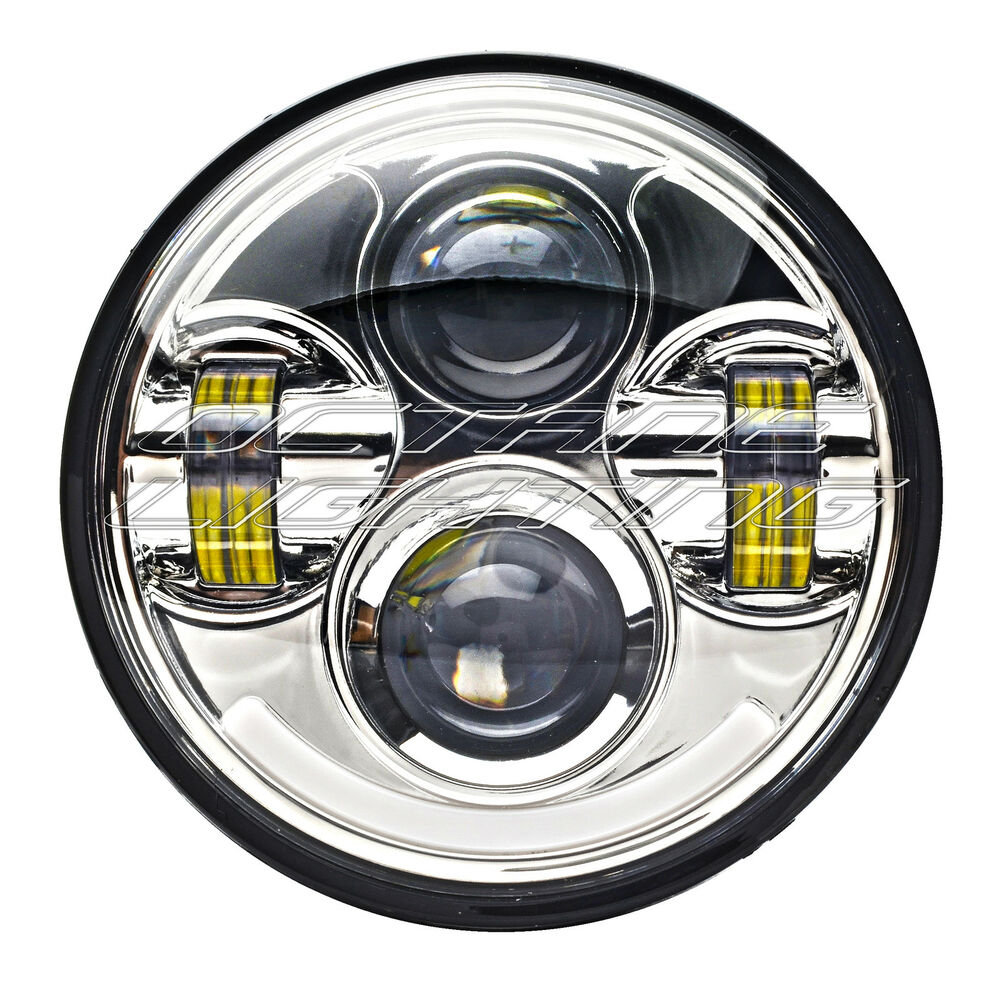 Hid Headlights For Harley Davidson Motorcycles