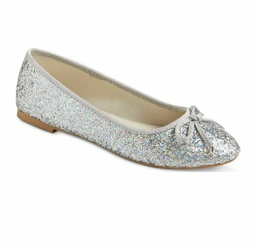 Find great deals on eBay for girls silver ballet flats. Shop with confidence.