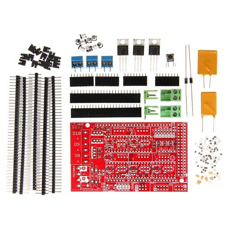Electricity Pcb Board Diy Prototype Paper Pcb Circuit Breadboard Kit