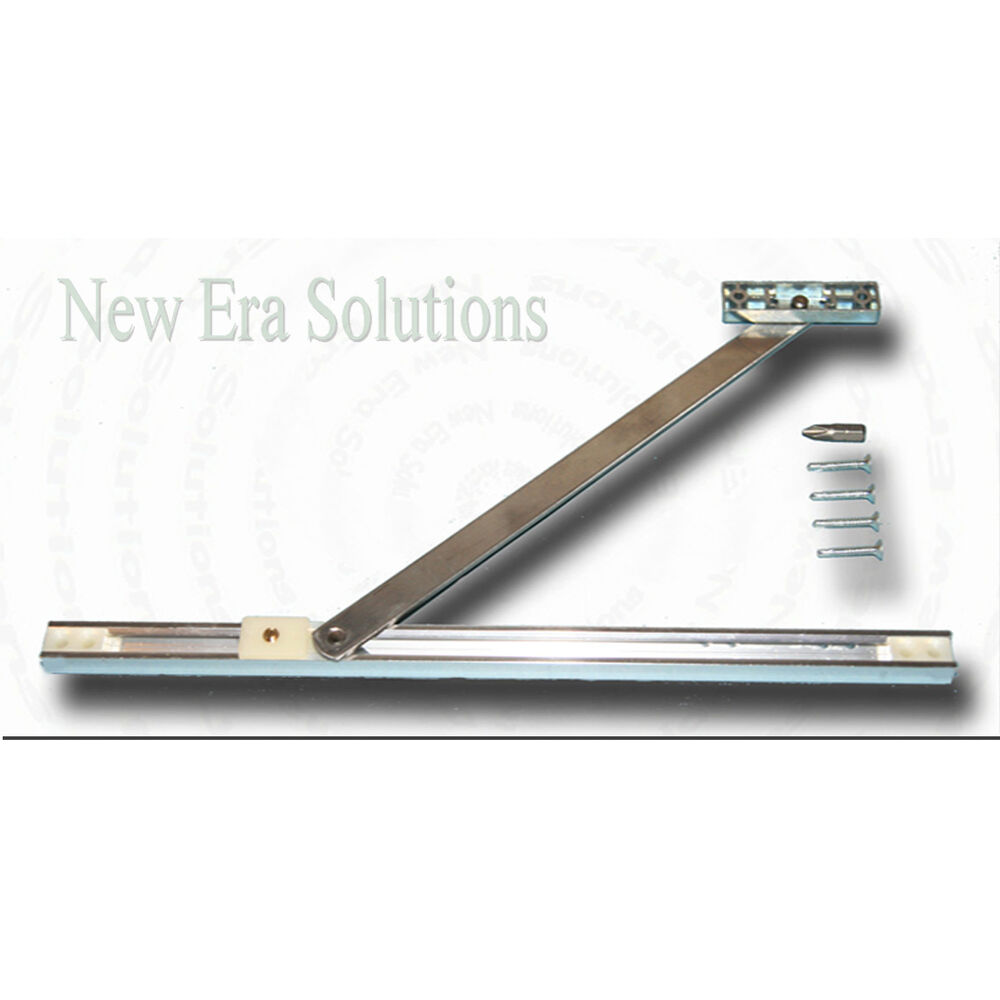 New Era Stainless Steel Door Restrictor Arm Stay 90