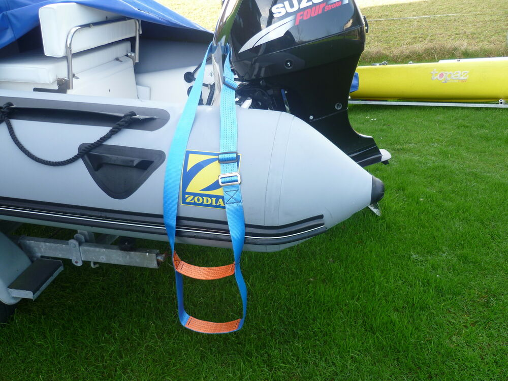 Rib Step Inflatable Boat Dinghy Boarding Ladder Speed