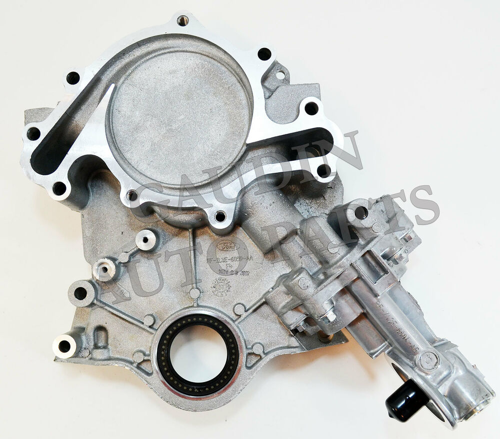Ford Timing Chain Cover : Ford oem engine timing cover f z ba ebay