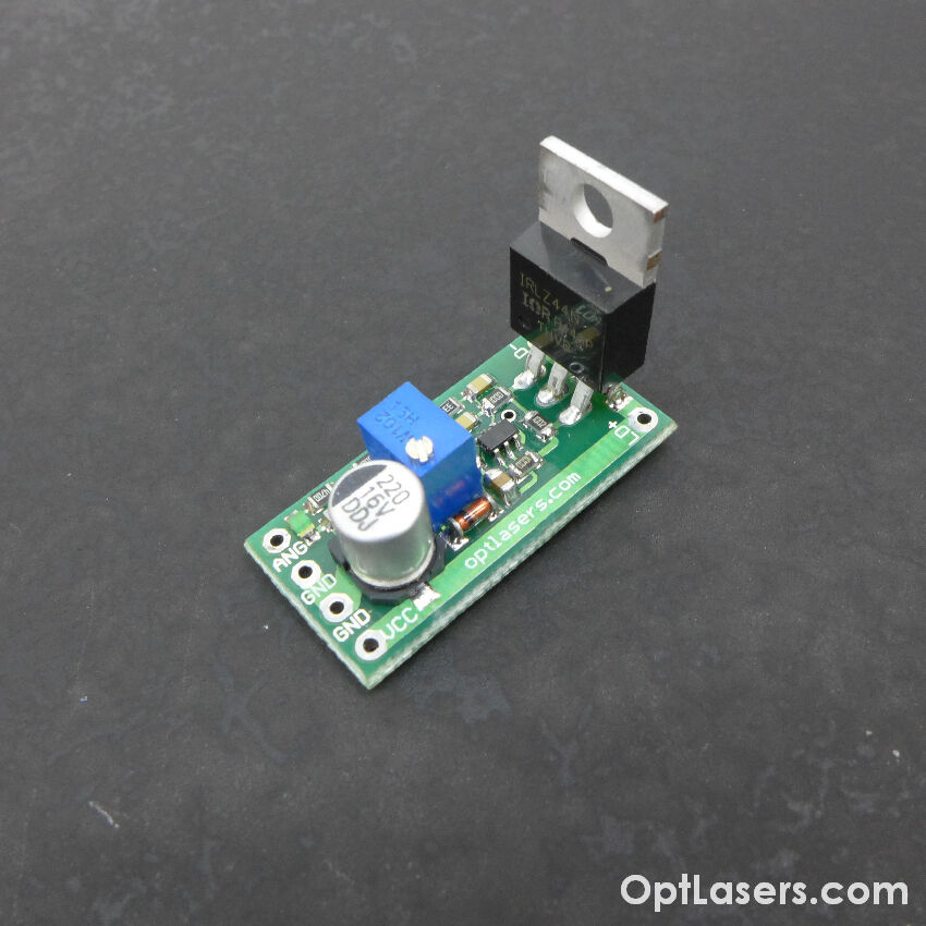 Laser Diode Driver 0 5a 100khz Analog Ttl 405nm 445nm