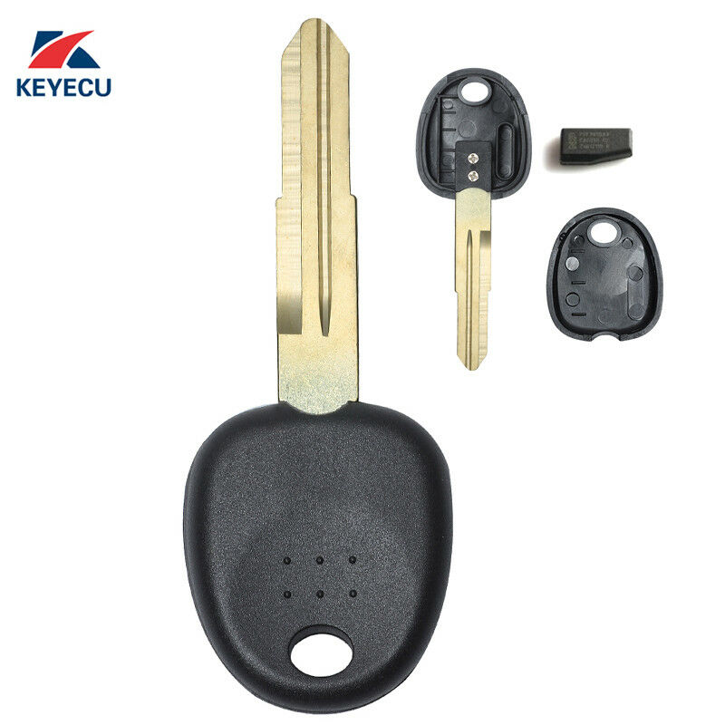 Uncut Blank Ignition Transponder Key Chip Id46 For Hyundai