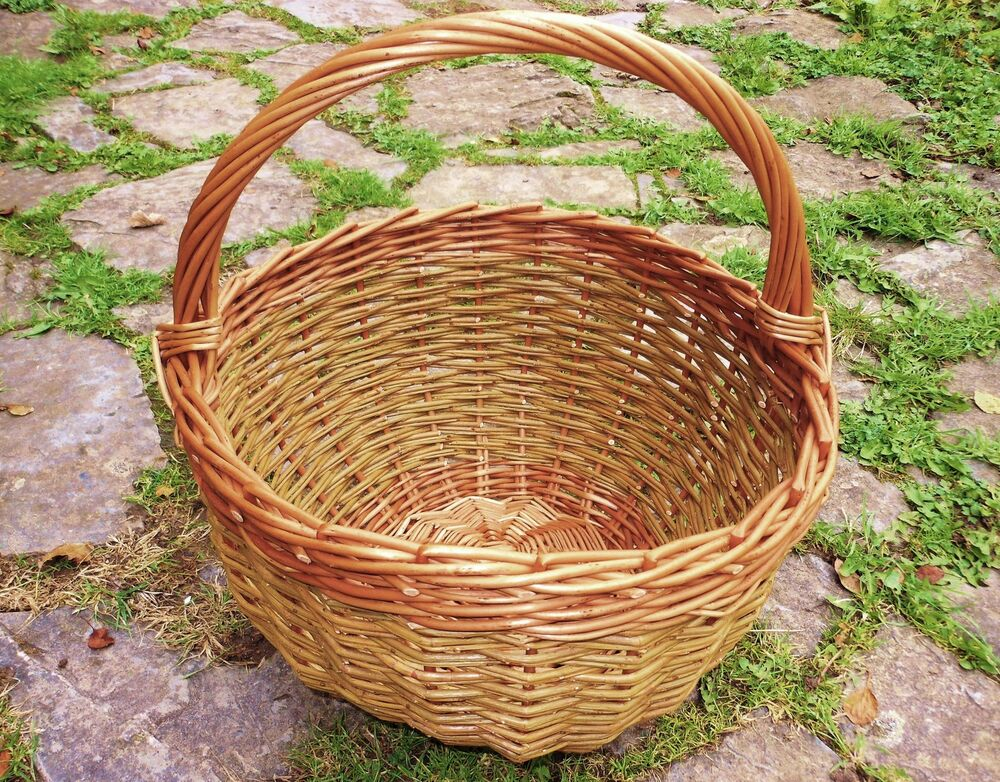 Basket Weaving Tools Beginners : Make this willow ping basket a weaving kit for