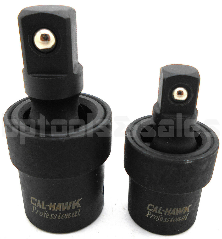 Pc universal impact joint set quot dr cr mo ball