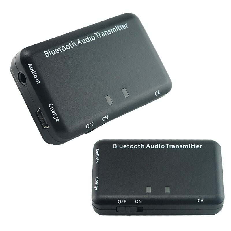 wireless bluetooth a2dp stereo audio adapter transmitter. Black Bedroom Furniture Sets. Home Design Ideas