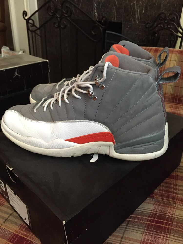 8d6089e03d55 ebay air jordan 12 chinese new year size 13 Air Jordan XII RETRO